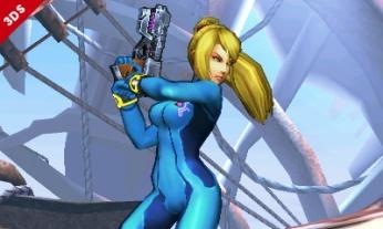 Zero Suit Samus smash bros screenshots 09