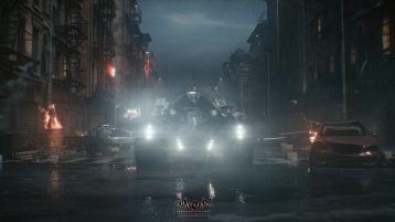 Batman Arkham Knight screenshots 12