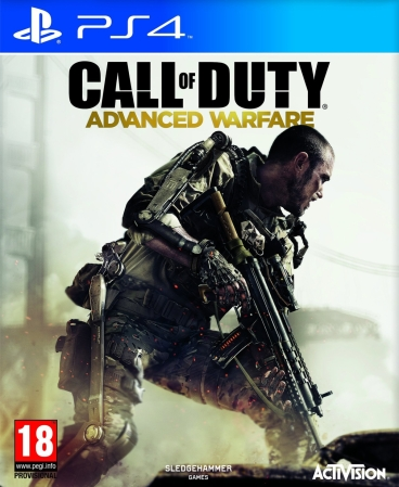 Call of Duty Advanced Warfare box art PS4