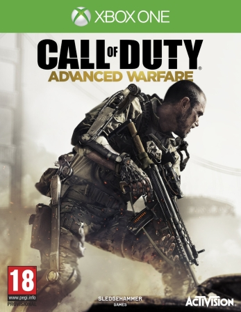 Call of Duty Advanced Warfare box art XOne