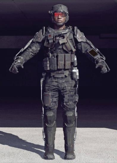 Call of Duty Advanced Warfare new screenshots 10
