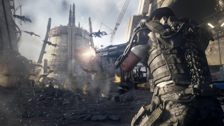 Call of Duty Advanced Warfare screenshots 04