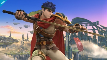 IKE Super Smash Bros Wii U and 3DS images 01