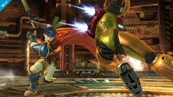 IKE Super Smash Bros Wii U and 3DS images 02