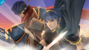 IKE Super Smash Bros Wii U and 3DS images 05