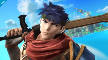 IKE Super Smash Bros Wii U and 3DS images 06