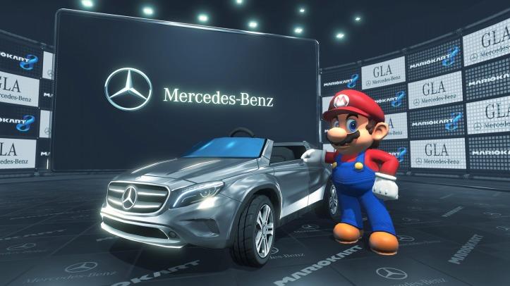 Mario Kart 8 Mercedes images 01