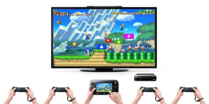 New Super Mario Bros. U review 3