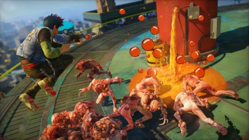 Sunset Overdrive Xbox One screenshots 01