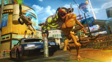 Sunset Overdrive Xbox One screenshots 02