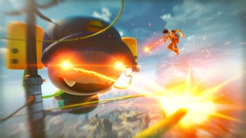 Sunset Overdrive Xbox One screenshots 03