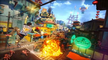Sunset Overdrive Xbox One screenshots 05