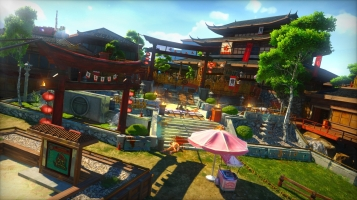 Sunset Overdrive Xbox One screenshots 06