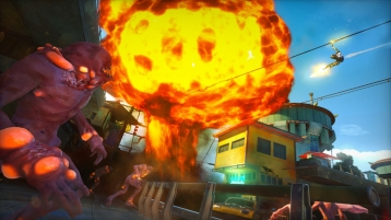 Sunset Overdrive Xbox One screenshots 07