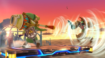 Super Smash Bros. Wii U & 3DS screenshots 02