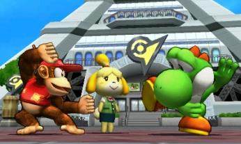 Super Smash Bros. Wii U & 3DS screenshots 19