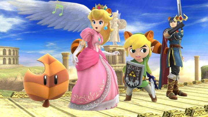 Super Smash Bros. Wii U & 3DS screenshots 30