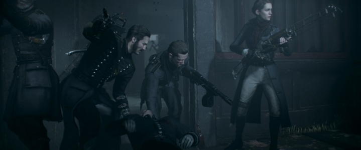 The Order 1886 screenshots 01