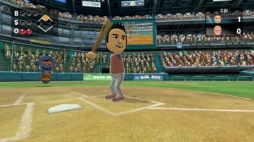 Wii Sports Club baseball 01