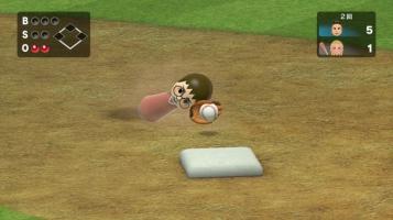 Wii Sports Club baseball 02