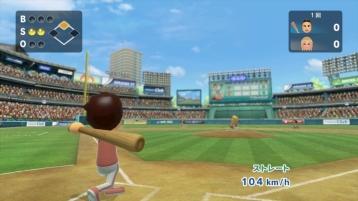 Wii Sports Club baseball 03