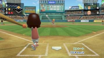 Wii Sports Club baseball 04