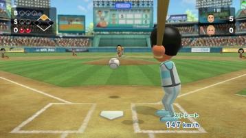 Wii Sports Club baseball 05