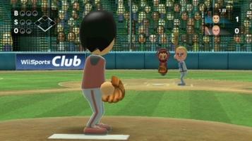 Wii Sports Club baseball 06