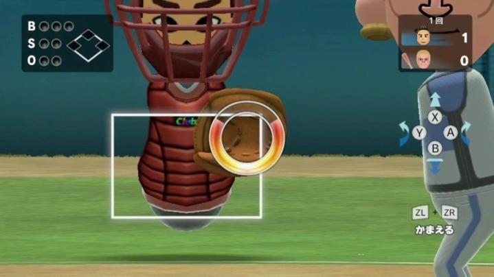 Wii Sports Club baseball 07