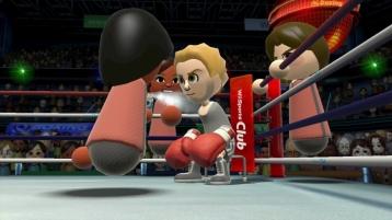 Wii Sports Club boxing 01