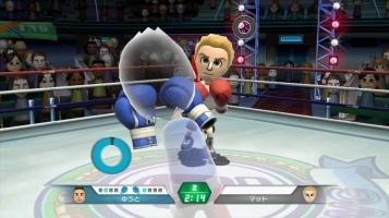 Wii Sports Club boxing 02