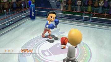 Wii Sports Club boxing 03