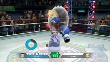 Wii Sports Club boxing 04
