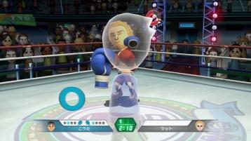 Wii Sports Club boxing 05