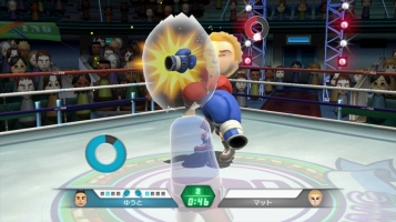 Wii Sports Club boxing 06
