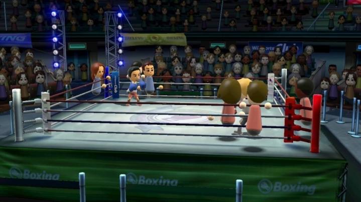 Wii Sports Club boxing 09