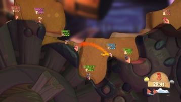 Worms Battlegrounds screenshots 03