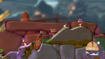 Worms Battlegrounds screenshots 06