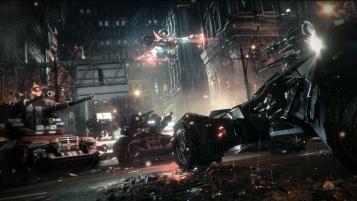 Batman Arkham Knight screenshots 18