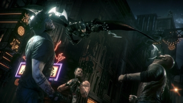 Batman Arkham Knight screenshots 19