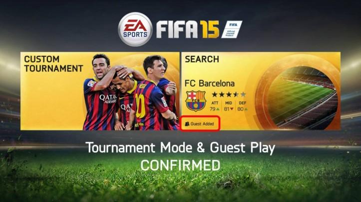 FIFA 15 screenshots 02
