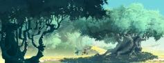 Rayman Legends (Christophe Messier, Sebastien Dujeu, Lu Yang)
