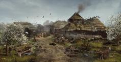 The Witcher 3 (Marek Madej)