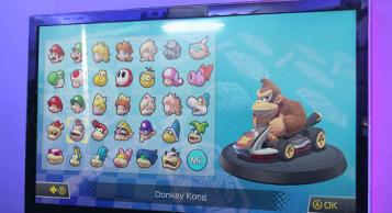 Mario Kart 8 DLC Diddy Kong 02