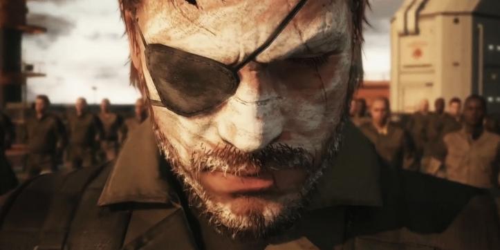 Metal Gear Solid V The Phantom Pain E3 2014