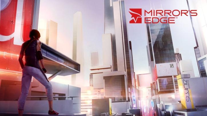 Mirror's Edge 2 artwork