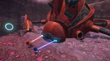 Sonic Boom Rise of Lyric screenshots 07
