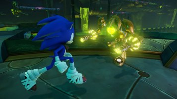 Sonic Boom Rise of Lyric screenshots 09
