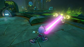 Sonic Boom Rise of Lyric screenshots 10