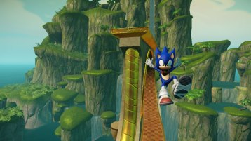 Sonic Boom Rise of Lyric screenshots 12